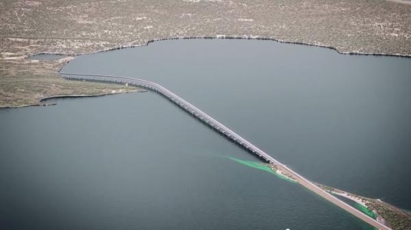 Сервис «Яндекс. Карты» покажет заторы на Крымском мосту