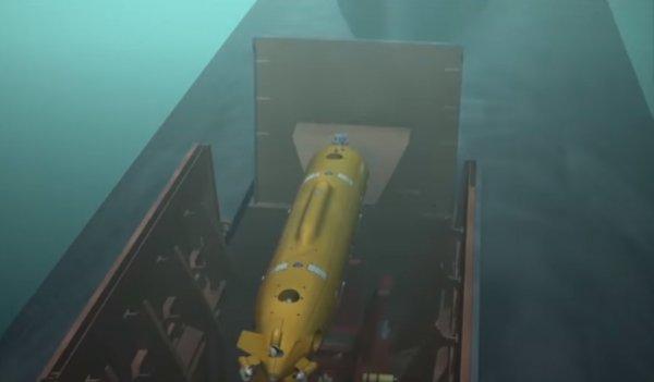 Божественная мощь: Стали известны характеристики подводного ядерного беспилотника «Посейдон»