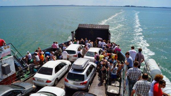 Более половины сотрудников Керченской переправы были уволены из-за Крымского моста