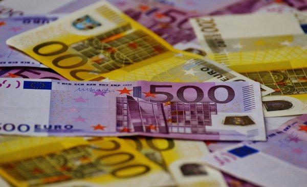 В Кривом Роге рабочие требуют зарплату в 1 тысячу евро