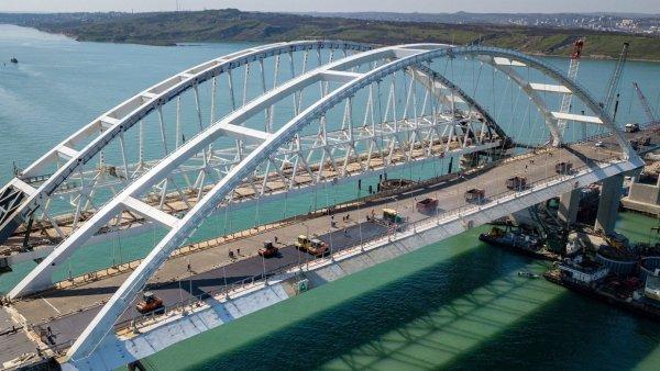 Госдума: Росгвардия будет охранять Крымский мост