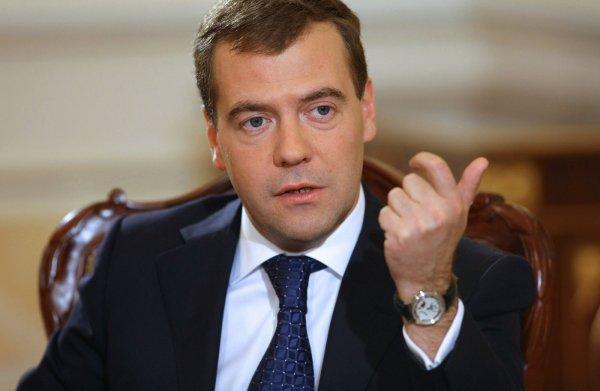 Медведев: Новое правительство создано и дееспособно