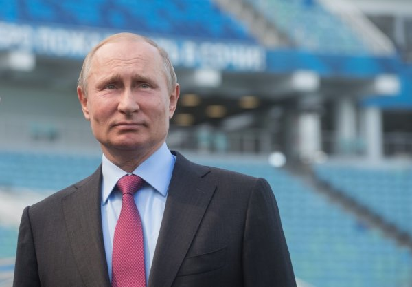 Путин: Россия – один из лидеров на глобальном оружейном рынке