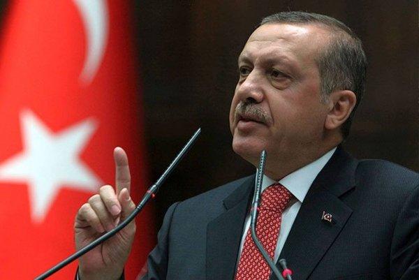 Эрдоган сравнил Израиль с национал-социалистической Германией