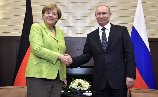 Путин озвучил условия транзита газа через Украину