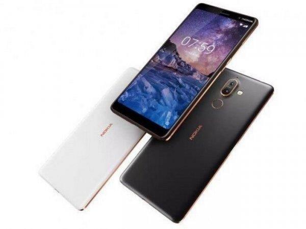 В Индии у Nokia 7 Plus появилась двойная поддержка VoLTE 4G
