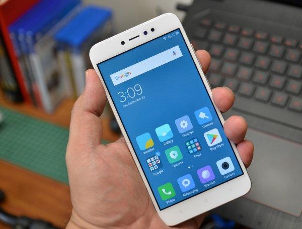 Xiaomi Redmi 5A впервые назван самым популярным Android-смартфоном