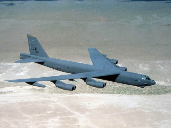 США изменили трассу полета бомбардировщиков из-за угроз КНДР
