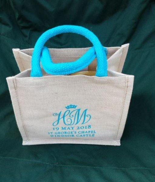 «Загадочные сумки»: стало известно, что именно подарили новобрачные гостям на королевской свадьбе
