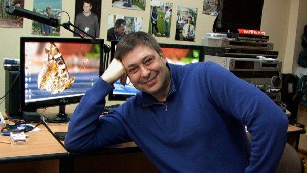 Главного редактора «РИА Новости. Украина» перевели в СИЗО