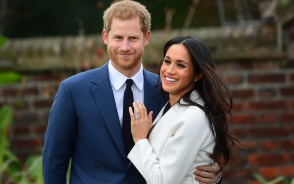 Сеть взорвало видео с «сумасшедшей» лошадью на свадьбе Меган Маркл и принца Гарри