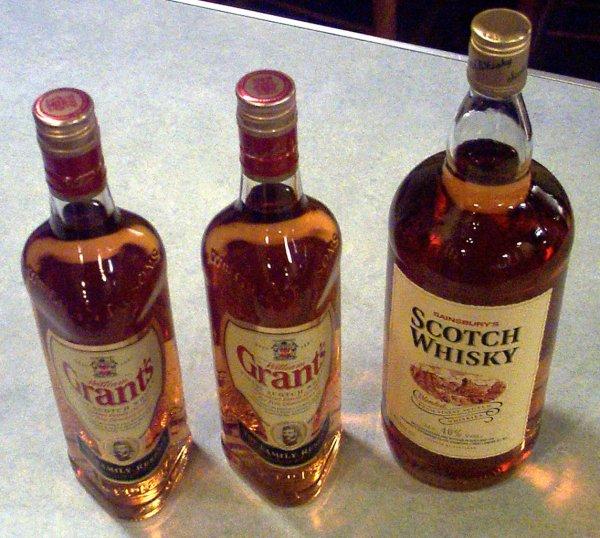 Самый дорогой виски ушел с молотка за $1,1 млн на аукционе в Гонконге