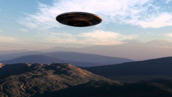 В австралийском Гимпи очевидцы стали регулярно наблюдать НЛО