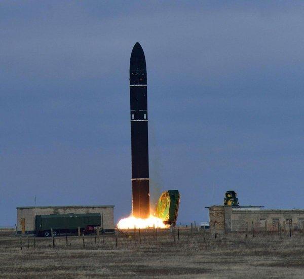 СМИ: Россия вернется к запуску ракет «Сатана» без Украины