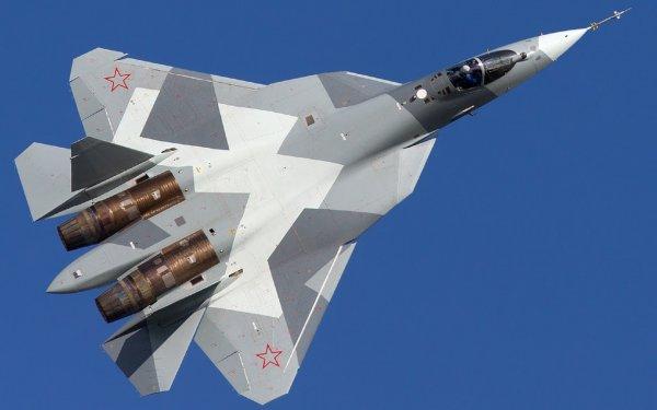 Россия против США: National Interest сравнил возможности F-15 и Су-57