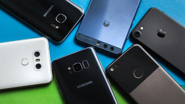Эксперты опубликовали ТОП-5 смартфонов с самыми лучшими камерами