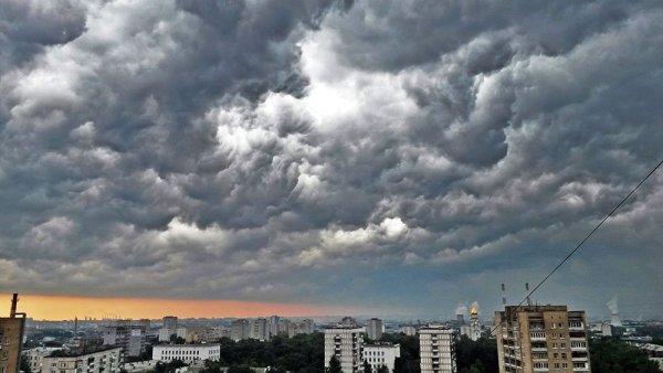 Атмосферное давление в Москве побило абсолютный рекорд 1979 года