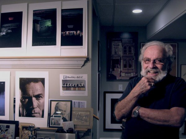 Умер главный автор постеров к голливудским фильмам Билл Голд