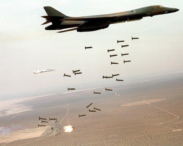 Тель-Авив: Системы ПВО Сирии выпустили более 100 ракет по израильским самолетам