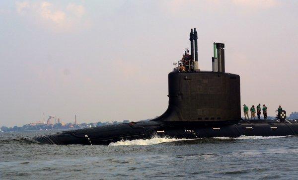 Россия не раскроет свойства неуязвимой ядерной подлодки-беспилотника «Посейдон»