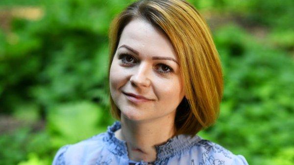 Юлия Скрипаль впервые пообщалась с журналистами после отравления