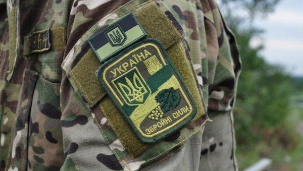 На Донбассе пропал еще один украинский военный
