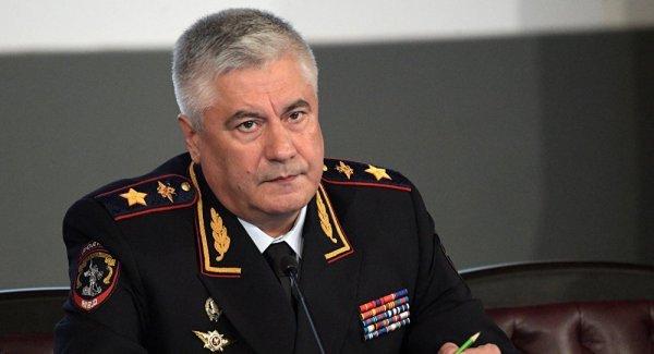 Глава МВД посетил с проверкой Ростов перед ЧМ-2018