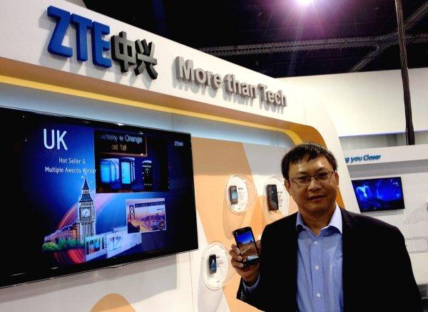 Китайский гигант ZTE возвращается на рынок США