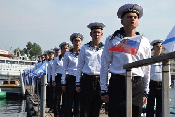 Парусник, способный выходить в океан, построят для ВМФ в Петербурге
