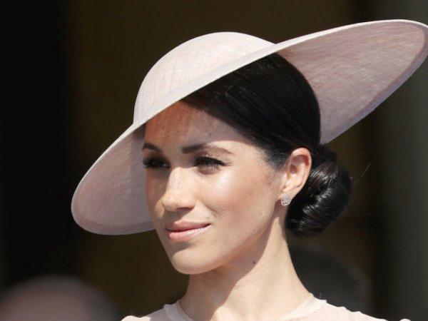 На сайте Кенсингтонского дворца изменили информацию о Меган Маркл