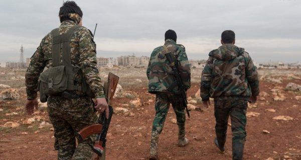 СМИ: Среди погибших в Сирии военных были бойцы ЧВК «Вагнер»