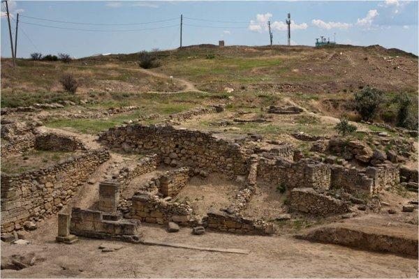 В Испании благодаря шторму археологи обнаружили древнегреческий город