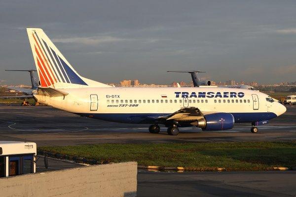 Киев продаст с молотка арестованный российский Boeing 737