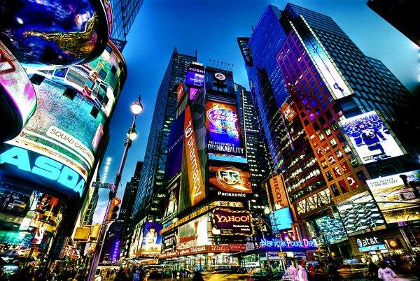 В Нью-Йорке заметили загадочный змееобразный НЛО