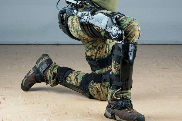 Армия США представила своего железного человека