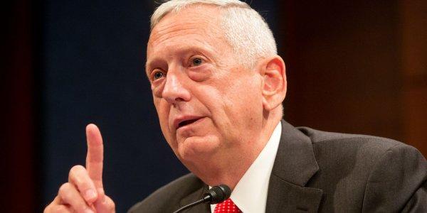 Глава Пентагона назвал условие для ослабления давления на КНДР