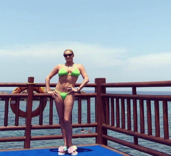 Американская plus-size модель намерена стать популярнее Ким Кардашьян