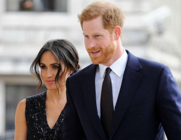 Принц Гарри и Меган Маркл возвращают полученные на свадьбу подарки