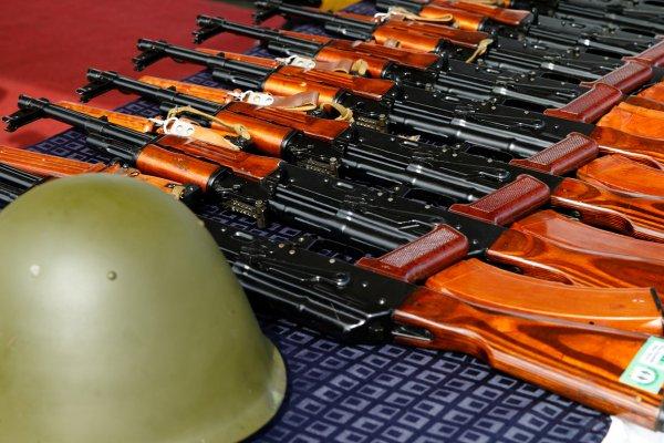 Киев намерен разрешить прямые закупки оружия