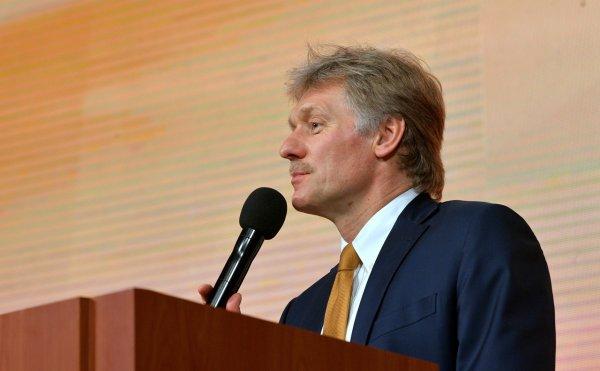 Песков считает Трампа желанным гостем на ЧМ-2018