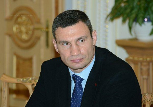 Кличко решил судиться с «Нафтогазом»: Яндекс.Новости