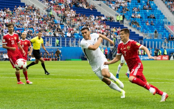 Букмекеры определились с фаворитом матча-открытия ЧМ-2018