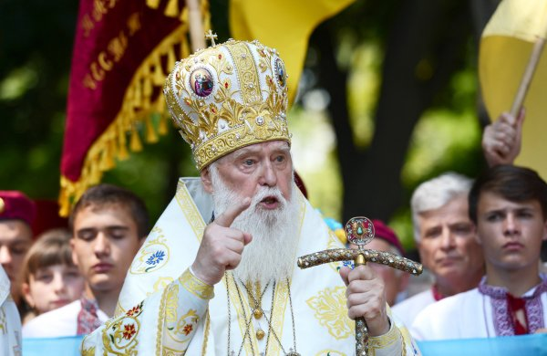 Патриарх Филарет сообщил о скором переходе Киевско-Печерской лавры к УПЦ