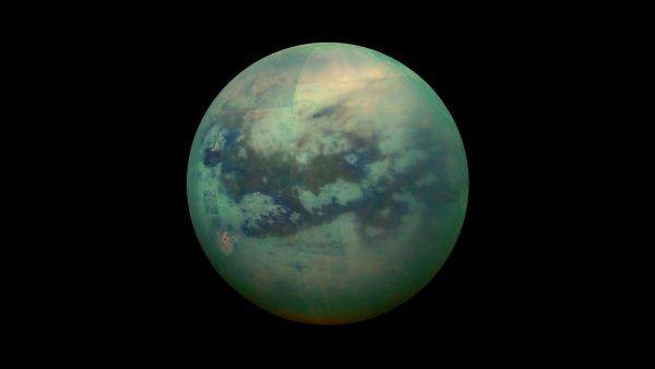 NASA отправят на Титан подводную лодку для изучения океанов