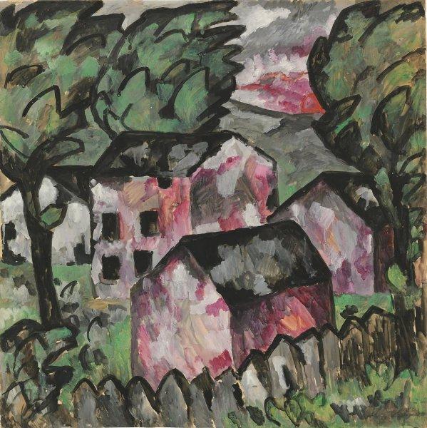 «Пейзаж» Малевича выставят на аукционе в Лондоне