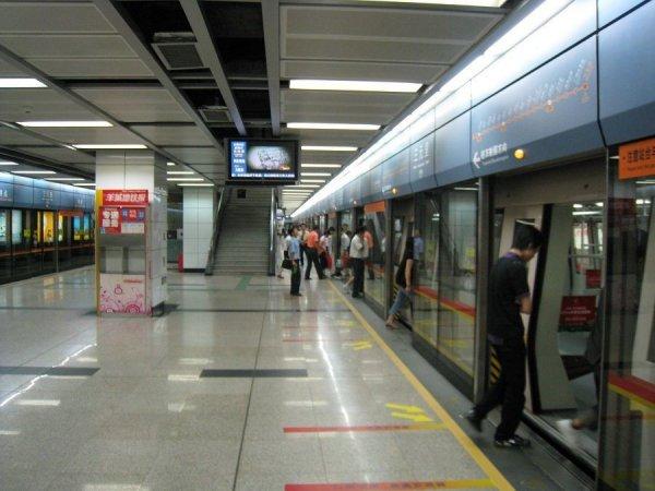 В метро Китая установят биометрическую идентификации лица