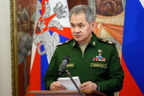 Шойгу рассказал о защищённости Крыма от потенциального противника
