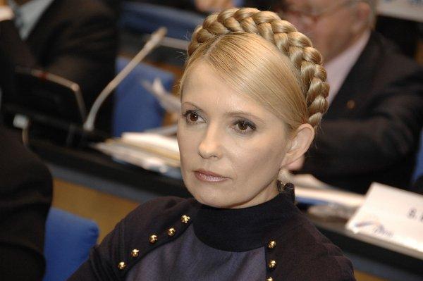 Тимошенко может стать президентом Украины