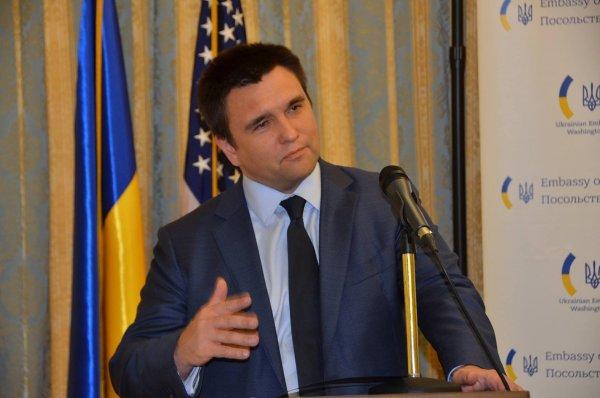 Климкин рассказал о планах России вмешаться в президентские выборы в Украине