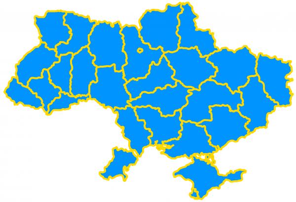 Bloomberg лишил Украину Крыма на опубликованной карте мира